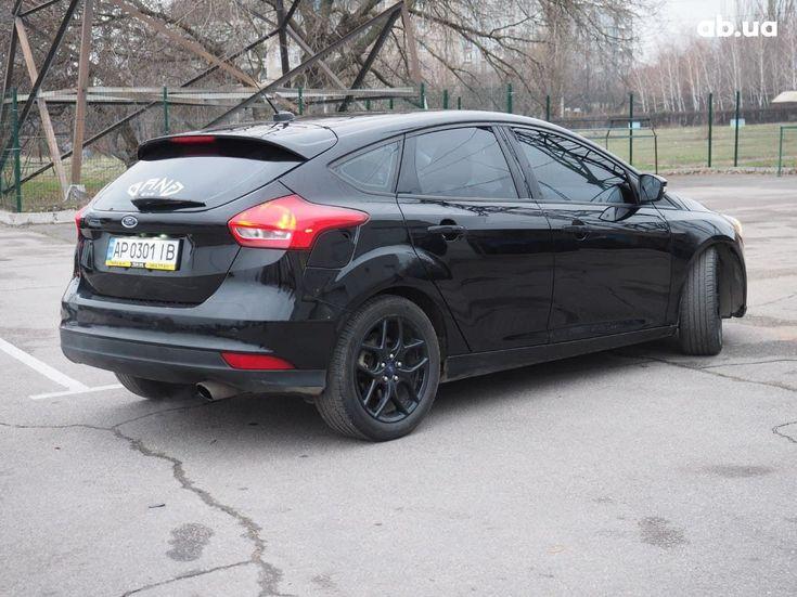 Ford Focus 2015 черный - фото 6