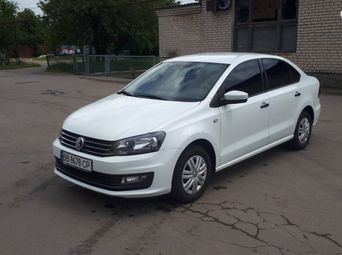 Продажа б/у Volkswagen Polo Sedan 2016 года - купить на Автобазаре