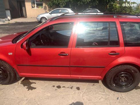 Volkswagen Bora 2004 красный - фото 18