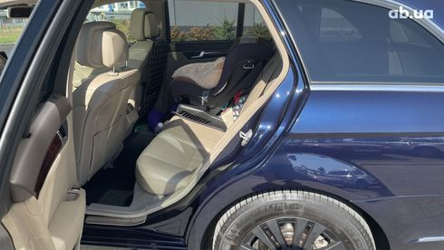 Mercedes-Benz C-Класс 2013 синий - фото 13