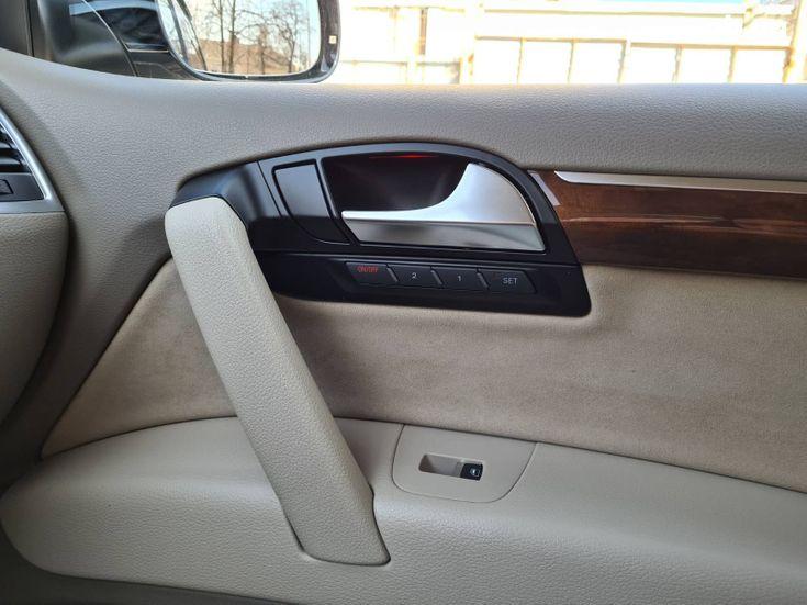 Audi Q7 2012 черный - фото 7