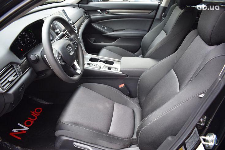 Honda Accord 2020 черный - фото 9