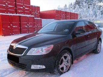 Автомобиль бензин Шкода Octavia 2010 года б/у - купить на Автобазаре