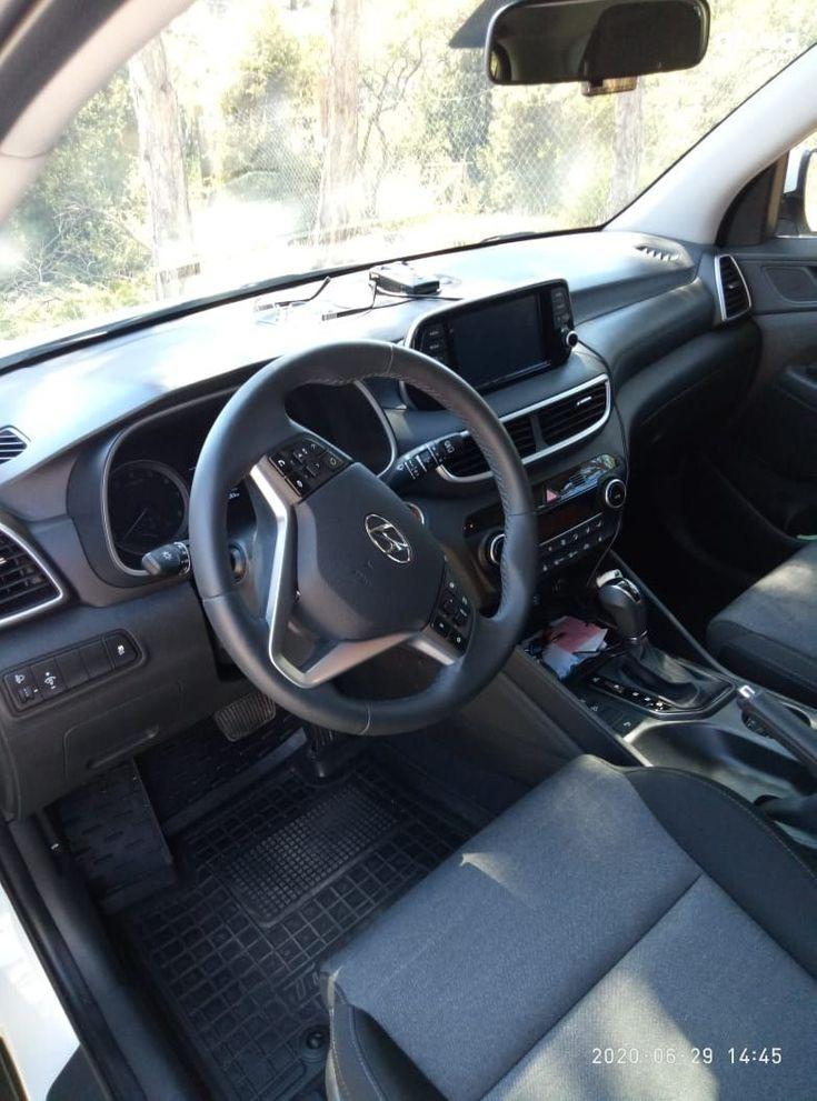 Hyundai Tucson 2019 белый - фото 9