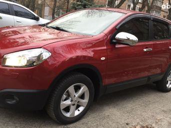 Продажа б/у Nissan Qashqai 2013 года в Киеве - купить на Автобазаре