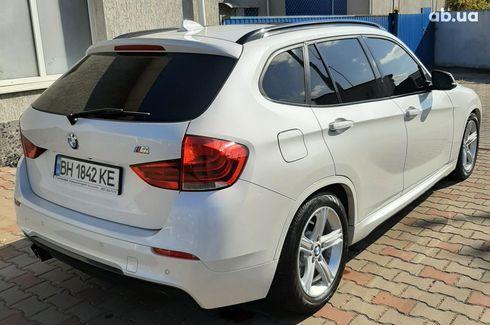 BMW X1 2013 белый - фото 5