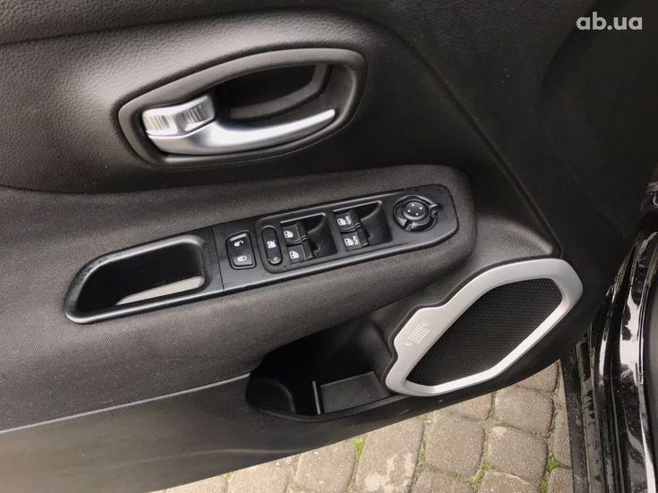 Jeep Renegade 2018 черный - фото 14