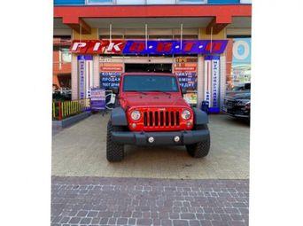 Продажа б/у Jeep Wrangler Unlimited 2015 года - купить на Автобазаре