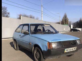 Автомобиль бензин ЗАЗ 1102 1994 года б/у - купить на Автобазаре