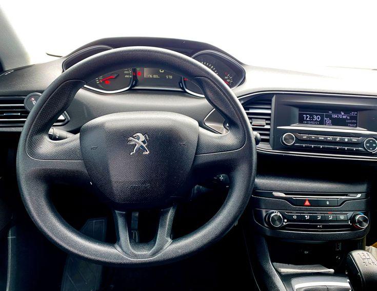 Peugeot 308 2015 коричневый - фото 9
