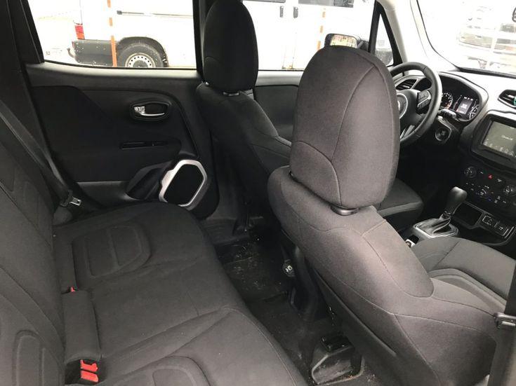 Jeep Renegade 2018 черный - фото 15