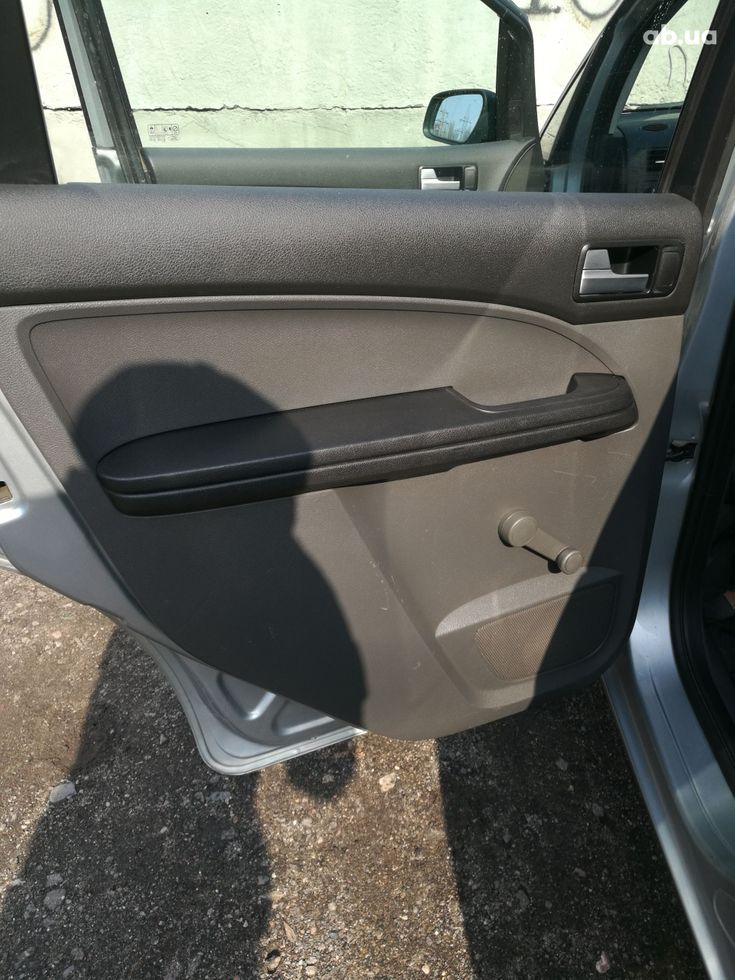 Ford C-Max 2005 серый - фото 12