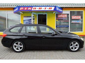 Автомобиль дизель БМВ 3 серия 2013 года б/у - купить на Автобазаре