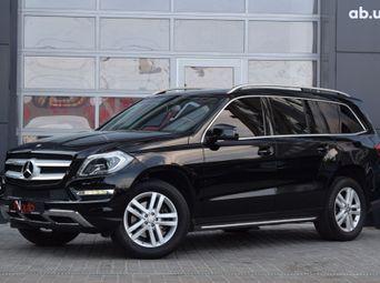 Продажа б/у Mercedes-Benz GL-Класс 2014 года - купить на Автобазаре