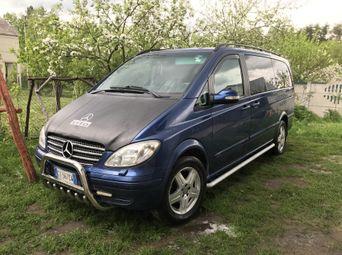 Продажа б/у Mercedes-Benz Viano - купить на Автобазаре