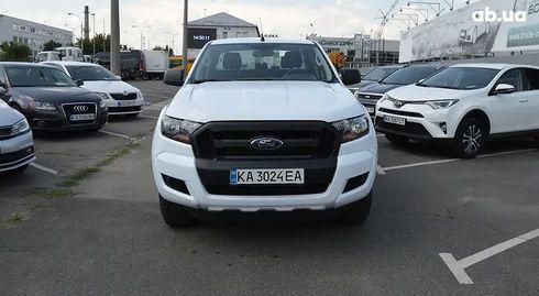 Ford Ranger 2017 белый - фото 18