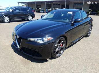 Купить Alfa Romeo Giulia бензин бу - купить на Автобазаре