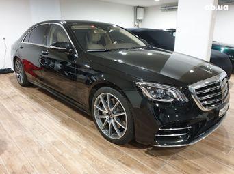 Продажа б/у седан Mercedes-Benz S-Класс 2019 года - купить на Автобазаре
