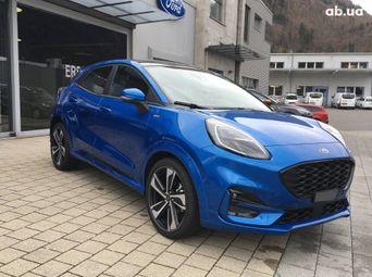Гибрид Форд Puma 2020 года б/у - купить на Автобазаре