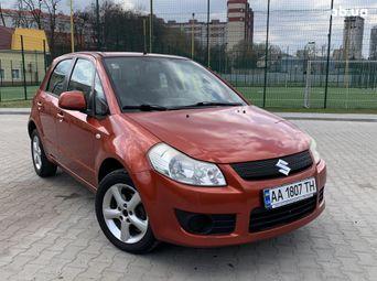 Продажа б/у Suzuki SX4 Автомат 2008 года в Киеве - купить на Автобазаре