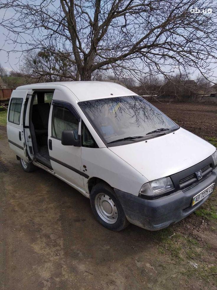 Peugeot Expert 2000 белый - фото 6