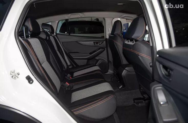 Subaru XV 2020 белый - фото 5