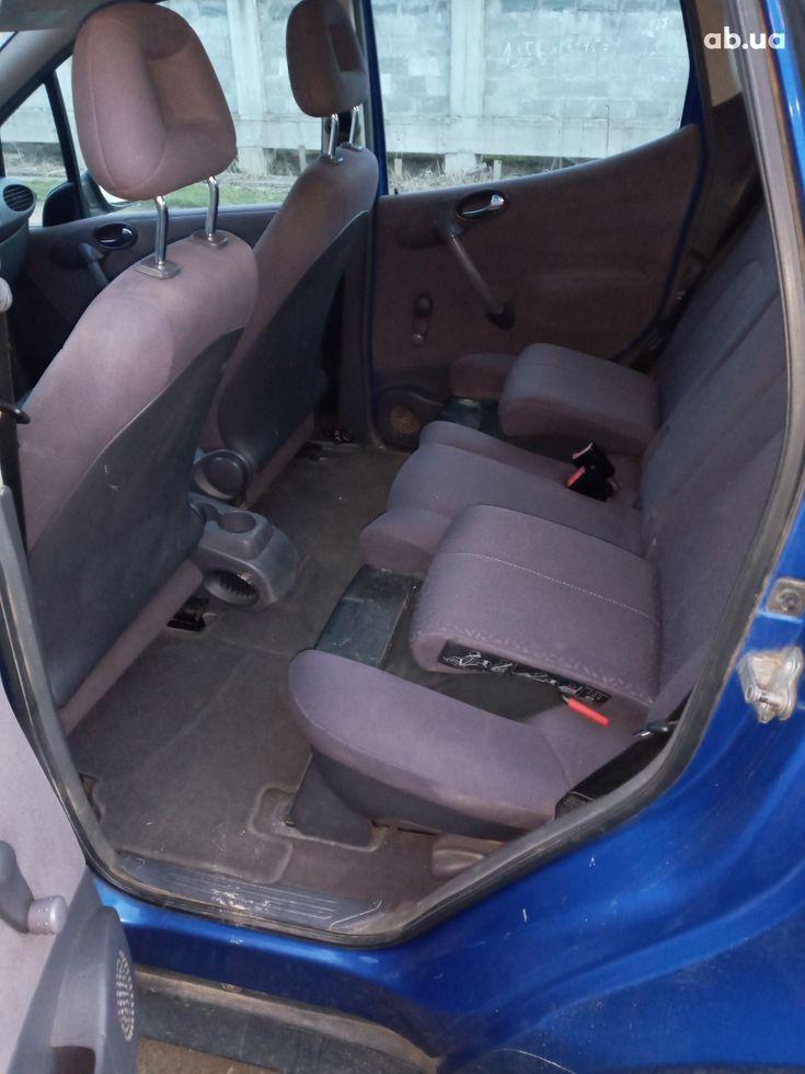 Mercedes-Benz A-Класс 2000 синий - фото 8