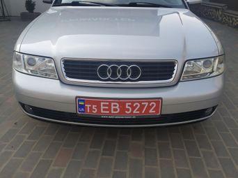 Продажа б/у седан Audi A4 1999 года в Луцке - купить на Автобазаре