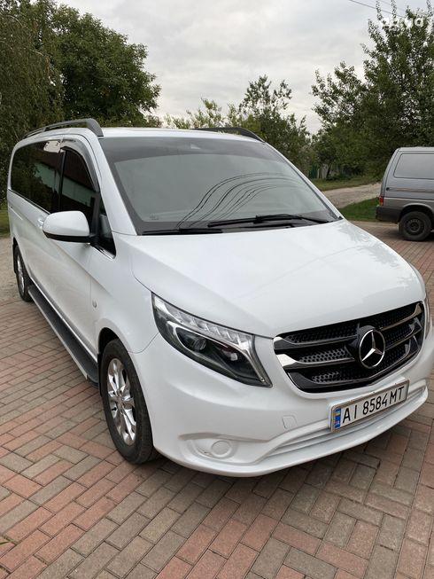Mercedes-Benz Vito 2016 белый - фото 6