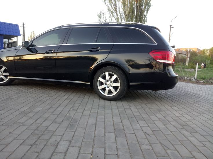 Mercedes-Benz E-Класс 2014 черный - фото 13