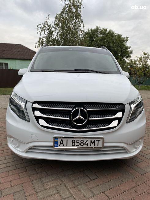 Mercedes-Benz Vito 2016 белый - фото 4
