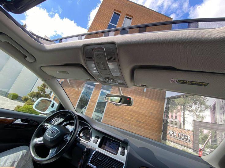 Audi Q7 2013 белый - фото 19