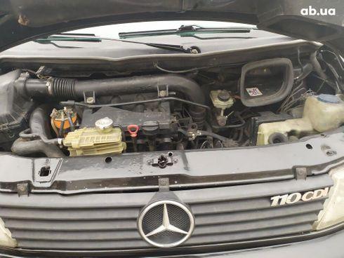 Mercedes-Benz Vito 2002 черный - фото 9