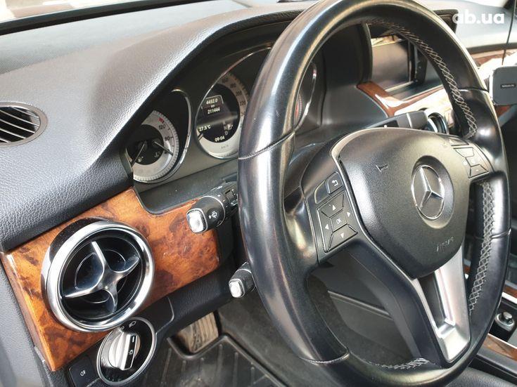 Mercedes-Benz GLK-Класс 2012 черный - фото 12