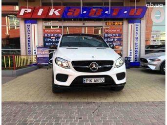 Продажа б/у Mercedes-Benz GLE-Класс 2017 года во Львове - купить на Автобазаре