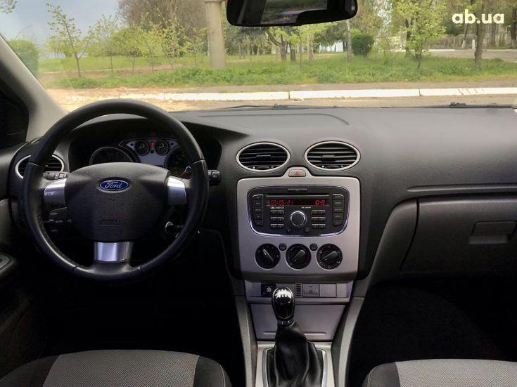 Ford Focus 2011 черный - фото 5