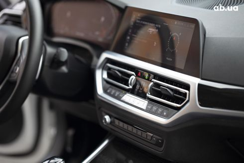 BMW 3 серия 2019 белый - фото 5
