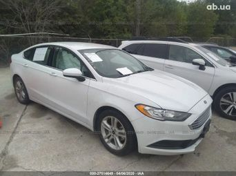 Продажа б/у седан Ford Fusion - купить на Автобазаре