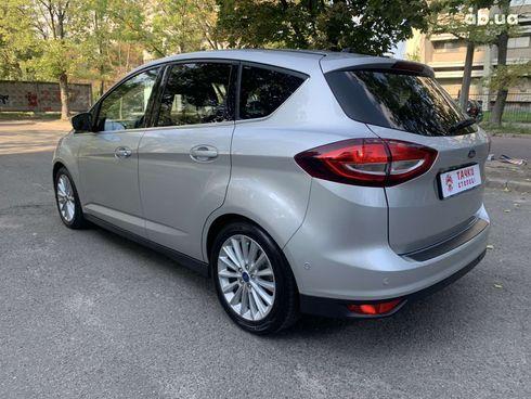 Ford C-Max 2015 серый - фото 6