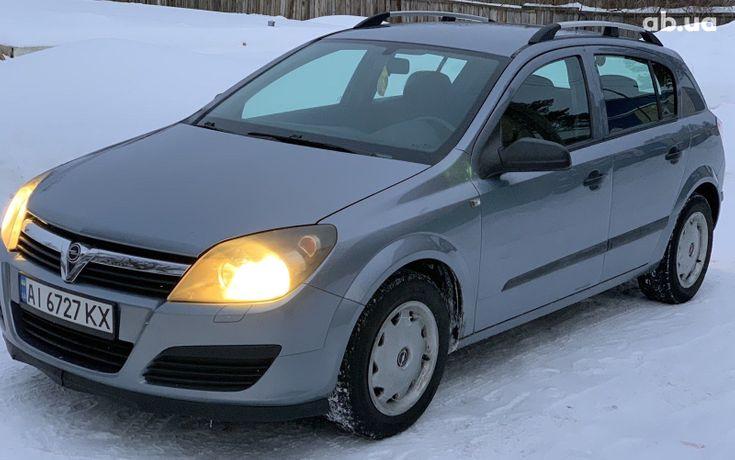 Opel Astra 2006 - фото 2