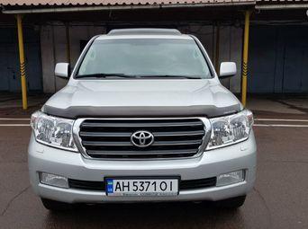 Продажа б/у Toyota Land Cruiser 2008 года - купить на Автобазаре