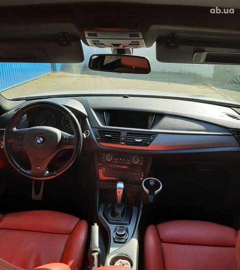 BMW X1 2013 белый - фото 14
