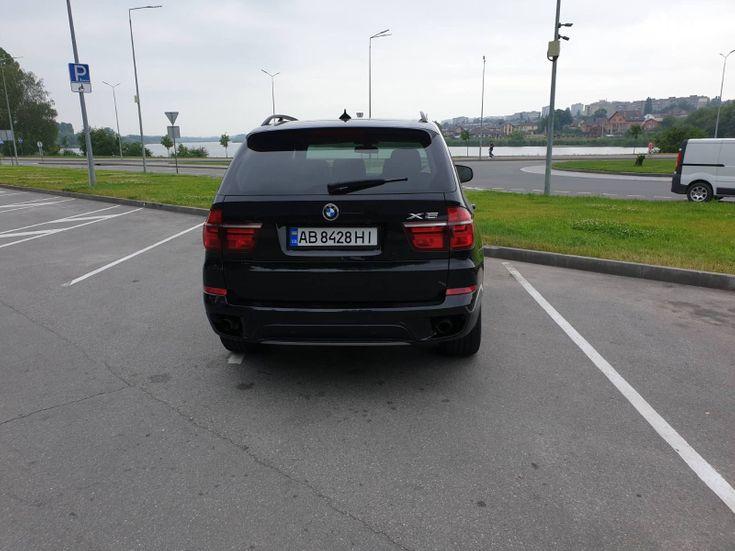BMW X5 2011 черный - фото 6