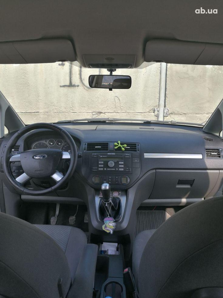 Ford C-Max 2005 серый - фото 4