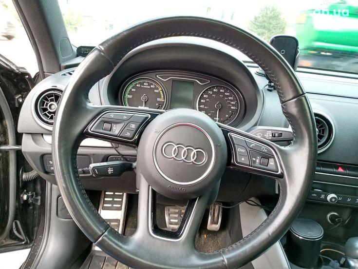 Audi A3 2017 черный - фото 12