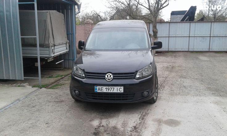Volkswagen Caddy 2011 черный - фото 12