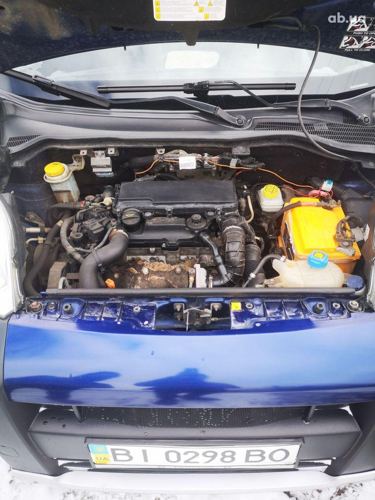 Peugeot Bipper Tepee 2008 синий - фото 19