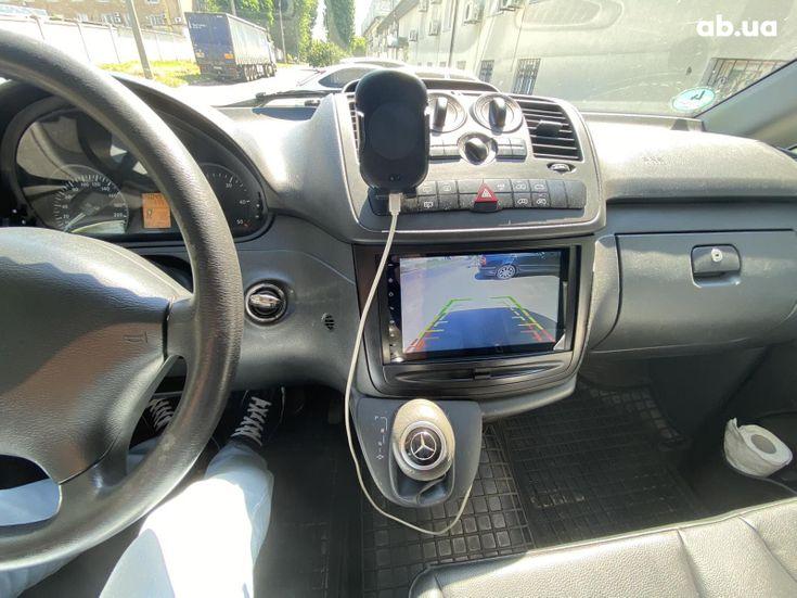 Mercedes-Benz Vito 2013 черный - фото 14