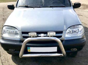 Продажа б/у внедорожник Chevrolet Niva - купить на Автобазаре