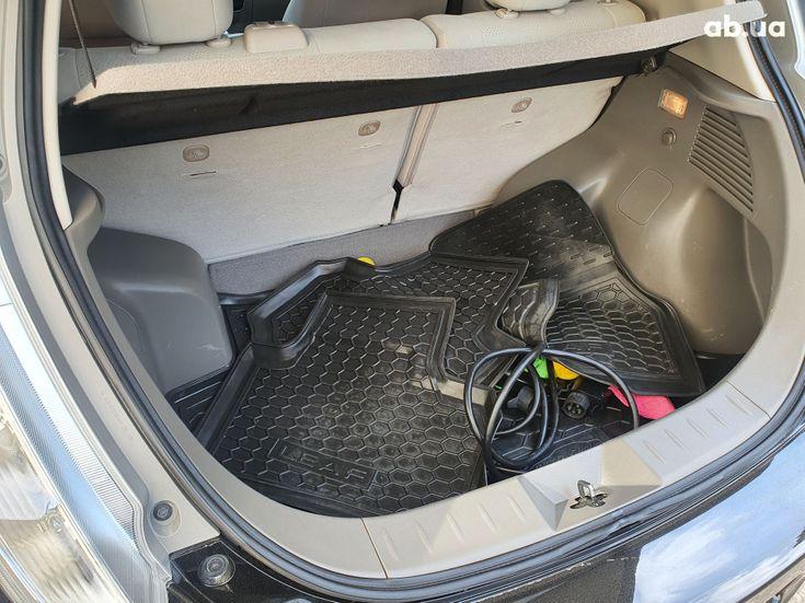 Nissan Leaf 2014 черный - фото 6